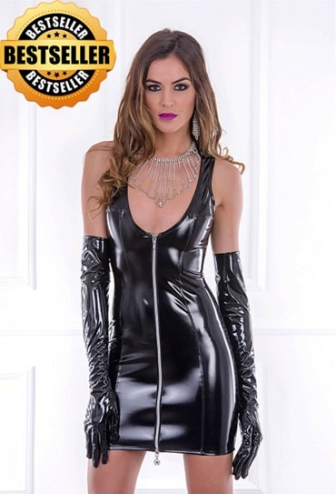 Lackkleid Roxy - Patrice Catanzaro